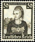 Germany-Third Reich 1935 Regional Costumes i