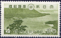 Japan 1939 Daisen and Inland Sea National Parks b
