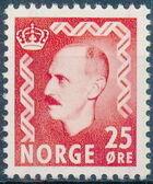 Norway 1950 King Haakon VII a