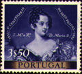 Portugal 1953 Centenary of Portugal's First Postage Stamp e.jpg