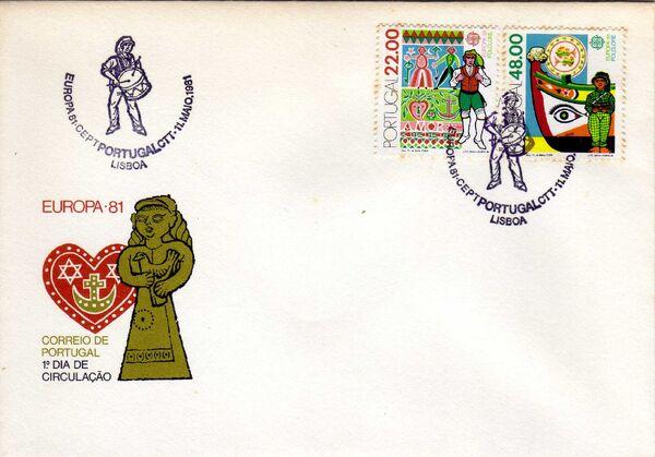 Portugal 1981 Europa l
