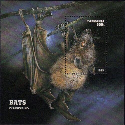 Tanzania 1995 Bats h