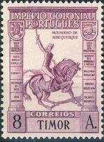 Timor 1938 Portuguese Colonial Empire g