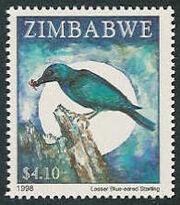 Zimbabwe 1998 Birds b