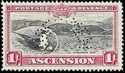 Ascension 1934 George V and Sights of Ascension r