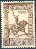 Cape Verde 1938 Portuguese Colonial Empire h