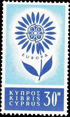 Cyprus 1964 EUROPA - CEPT b