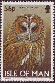 Isle of man 1997 Owls f