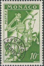 Monaco 1957 Knight b