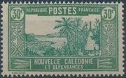 New Caledonia 1928 Definitives i