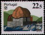 Portugal 1986 LUBRAPEX - Watermills a
