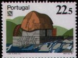 Portugal 1986 LUBRAPEX - Watermills