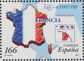 Spain 1999 Introduction of the Euro g
