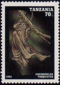 Tanzania 1995 Bats a