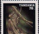 Tanzania 1995 Bats