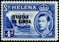 Tristan da Cunha 1952 Stamps of St. Helena Overprinted f.jpg