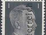 Austria 1945 Graz Provisional Issue