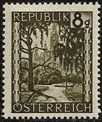 Austria 1946 Landscapes (II) c