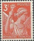 France 1944 Iris (3rd Group) g
