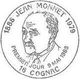 France 1988 Jean Monnet Pma