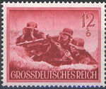 Germany-Third Reich 1944 Armed Forces and Heroes Day g