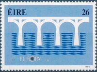 Ireland 1984 Europa a