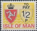 Isle of Man 1975 Postage Due Stamps a