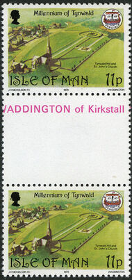 Isle of Man 1979 1000th Anniversary of the Tynwald Parlament GPf