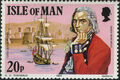 Isle of Man 1981 150th Anniversary of the Death of Colonel Wilk b.jpg