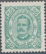 Macao 1894 Carlos I of Portugal e