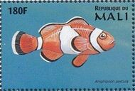 Mali 1997 Marine Life j
