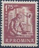Romania 1960 Professions q
