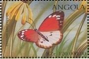 Angola 1998 Butterflies (3rd Group) e