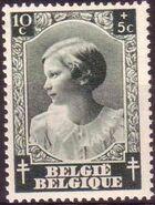 Belgium 1937 Princess Joséphine-Charlotte a