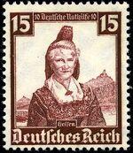 Germany-Third Reich 1935 Regional Costumes g