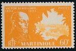 Martinique 1945 Victor Schoelcher e