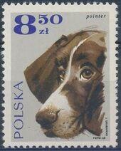 Poland 1969 Dogs h