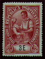 Portugal 1925 Birth Centenary of Camilo Castelo Branco aa