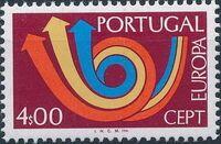 Portugal 1973 Europa b