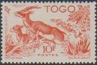 Togo 1947 Native Scenes o