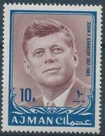 Ajman 1964 President Kennedy h