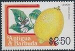 Antigua and Barbuda 1983 Fruits and Flowers p