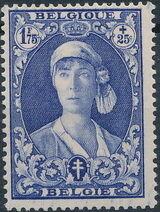Belgium 1931 Queen Elisabeth f