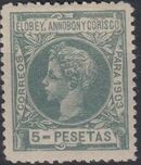 Elobey, Annobon and Corisco 1903 King Alfonso XIII q