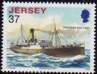 Jersey 2011 Shipwrecks a