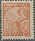 Macao 1934 Padrões s