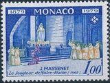 Monaco 1979 100 Years Opera Hall Salle Garnier a