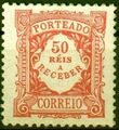 Portugal 1904 Postage Due Stamps f
