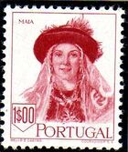 Portugal 1947 National Costumes (2nd Issue) e