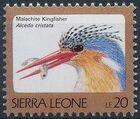 Sierra Leone 1992 Birds f